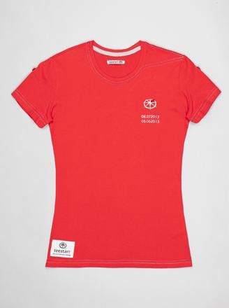 T-Shirt teeChallenger Woman 0.V