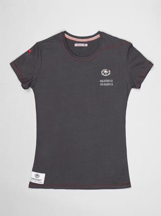T-Shirt teeChallenger Woman 0.G