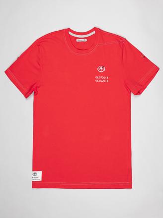 Camiseta teeChallenger hombre 1.V