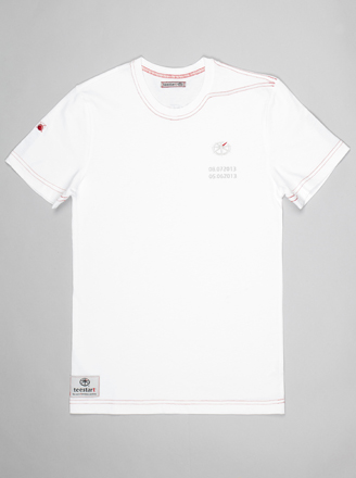 T-shirt teeChallenger man 1.B