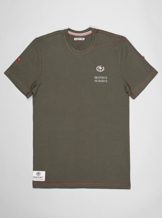T-shirt teeChallenger man 1.K