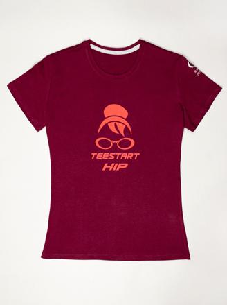 Camiseta HIP TEE Start Mujer