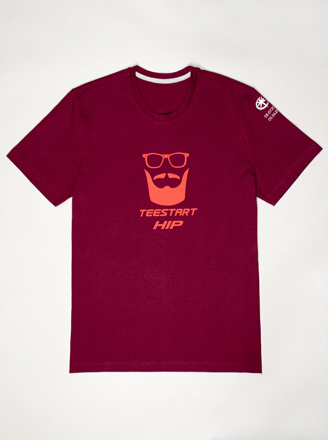 T-shirt HIP TEE Start Man